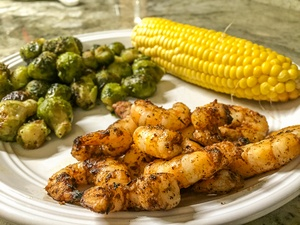 Sensational Seasonings Jamaican Jerk, Key West, Grilled Shrimp Recipe, Healthy Eating